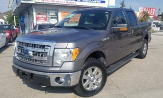 Used 2013 Ford F-150 XTR Pkg, Safety Certified, One Owner for sale in Mississauga, ON