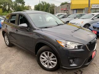 Used 2015 Mazda CX-5 AUTO/ SUNROOF/ BACK UP CAM/ ALLOYS/ FOG LIGHTS! for sale in Scarborough, ON