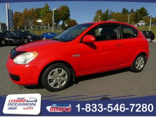 Used 2008 Hyundai Accent Hayon L MANUELLE for sale in St-Georges, QC