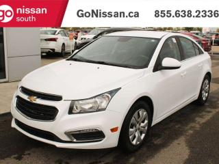 Used 2015 Chevrolet Cruze BACK UP CAMERA XM BLUETOOTH for sale in Edmonton, AB