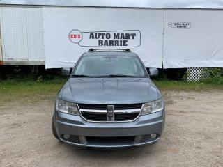 Used 2010 Dodge Journey SXT for sale in Barrie, ON