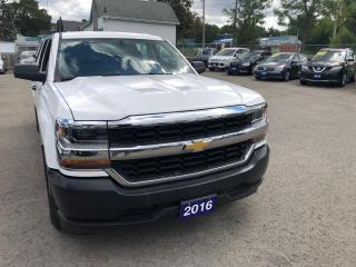 Used 2016 Chevrolet Silverado 1500 LS, Crew Cab for sale in St Catharines, ON