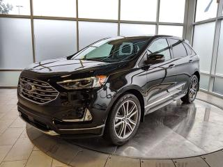 Used 2019 Ford Edge TITAN for sale in Edmonton, AB