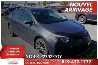 Used 2014 Toyota Corolla SPORT* TOIT* MAGS* for sale in Drummondville, QC