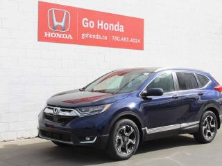 New 2019 Honda CR-V TOUR for sale in Edmonton, AB