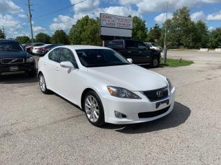 Used 2010 Lexus IS 250 for sale in Komoka, ON