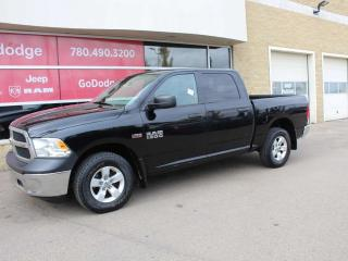 Used 2014 RAM 1500 ST 4x4 Crew Cab for sale in Edmonton, AB