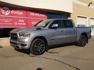 Used 2019 RAM 1500 Sport 4x4 Crew Cab / Back Up Camera for sale in Edmonton, AB