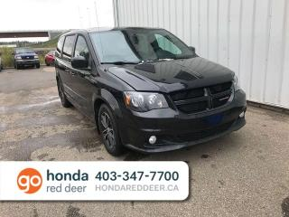 Used 2016 Dodge Grand Caravan R/T Remote Start DVD Player for sale in Red Deer, AB