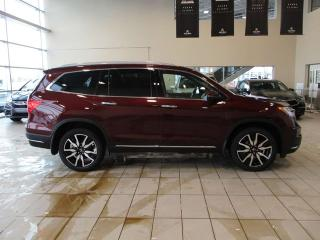 Used 2020 Honda Pilot TOUR7 for sale in Red Deer, AB