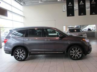 Used 2020 Honda Pilot TOUR for sale in Red Deer, AB