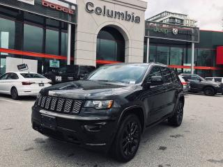 Used 2019 Jeep Grand Cherokee Laredo- Local/Accident Free/Nav/Sunroof for sale in Richmond, BC