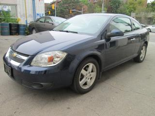 Used 2010 Chevrolet Cobalt Coupe V4 Accident Free| One owner| Leather for sale in Toronto, ON