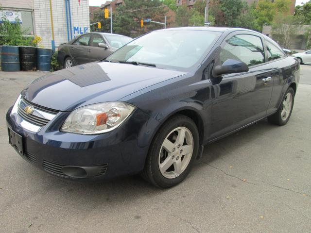 2010 Chevrolet Cobalt Coupe V4 Accident Free| One owner| Leather