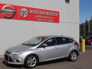 Used 2014 Ford Focus SE/SYNC/HEATED SEATS for sale in Edmonton, AB