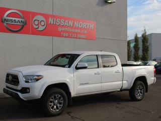 Used 2019 Toyota Tacoma SR5/4X4/DOUBLE CAB/HEATED SEATS/BACKUP CAM for sale in Edmonton, AB