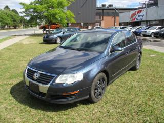Used 2007 Volkswagen Passat 2.0T~LEATHER~SUNROOF~HEATED SEATS~CERTIFIED for sale in Toronto, ON