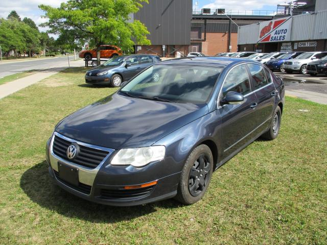 2007 Volkswagen Passat 2.0T~LEATHER~SUNROOF~HEATED SEATS~CERTIFIED