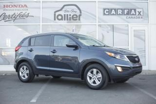 Used 2015 Kia Sportage LX ***JAMAIS ACCIDENTE*** for sale in Québec, QC