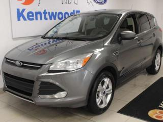 Used 2014 Ford Escape SE 4WD Ecoboost with keyless entry, heated seats, and NAV for sale in Edmonton, AB