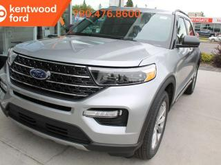 Used 2020 Ford Explorer XLT for sale in Edmonton, AB