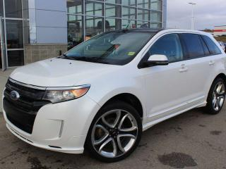 Used 2014 Ford Edge SPORT for sale in Peace River, AB