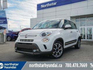 Used 2015 Fiat 500 L 500 L 4 DOOR/HEATEDSEATS/BACKUPCAM/LEATHER/SUNROOF for sale in Edmonton, AB