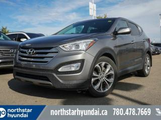 Used 2013 Hyundai Santa Fe LIMITED for sale in Edmonton, AB
