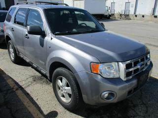 Used 2008 Ford Escape XLT~AWD~DRIVES GOOD~AS-IS~ for sale in Toronto, ON