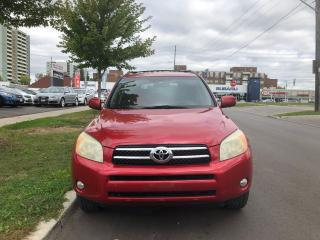 Used 2006 Toyota RAV4 LIMITED  for sale in Toronto, ON