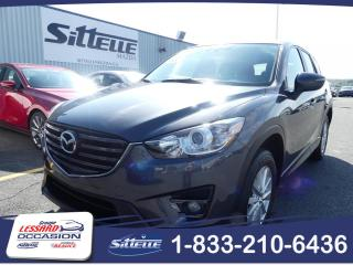 Used 2016 Mazda CX-5 GS / AWD / TOIT OUVRANT for sale in St-Georges, QC