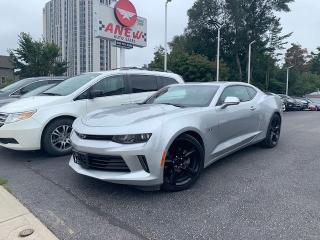 Used 2018 Chevrolet Camaro 1LT for sale in Cambridge, ON