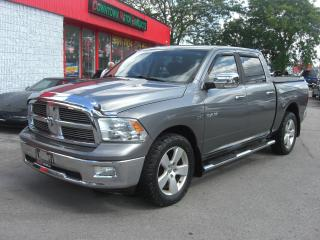 Used 2010 Dodge Ram 1500 SLT Big Horn 4WD Crew Cab for sale in London, ON