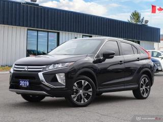 Used 2019 Mitsubishi Eclipse Cross ES,S-AWC,ECO,HEATED SEATS,B.TOOTH for sale in Barrie, ON