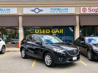 Used 2016 Mazda CX-5 GS, Blind Spot, Sunroof, Backup Cam for sale in Vaughan, ON