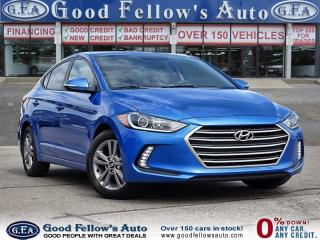 Used 2017 Hyundai Elantra GL MODEL, REARVIEW CAMERA, PARKING ASSIST REAR for sale in Toronto, ON
