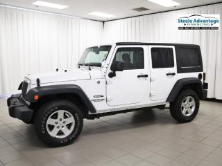 Used 2014 Jeep Wrangler Unlimited w/Air Conditioning, Power Windows and more! for sale in Dartmouth, NS