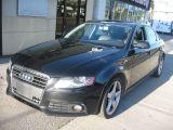 Photo of Black 2011 Audi A4