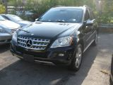 Photo of Black 2010 Mercedes-Benz M-Class