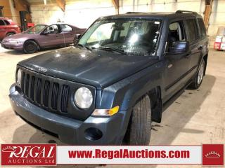 Used 2008 Jeep Patriot 4D Utility AWD for sale in Calgary, AB