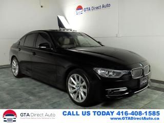 Used 2012 BMW 3 Series 328i Modern Nav Sunroof Leather Xenon Certified for sale in Toronto, ON