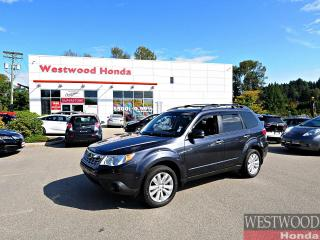 Used 2012 Subaru Forester 2.5x Limited for sale in Port Moody, BC