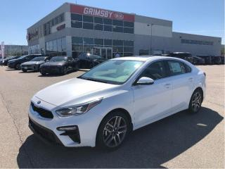 Used 2019 Kia Forte EX+ for sale in Grimsby, ON