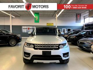 Used 2016 Land Rover Range Rover Sport HSE **CERTIFIED!** |NAV|LEATHER|PANO SUNROOF| for sale in North York, ON