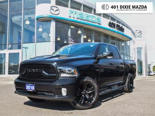 Used 2018 RAM 1500 Sport|ONE OWNER|FINANCING AVAILABLE| for sale in Mississauga, ON