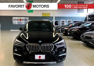 Used 2018 BMW X1 xDrive28i *CERTIFIED!* |LEATHER|PANO SUNROOF|AWD| for sale in North York, ON