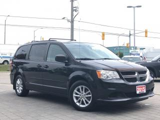 Used 2013 Dodge Grand Caravan SXT**Stowngo**Leather**Rear AIR for sale in Mississauga, ON