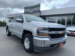 Used 2016 Chevrolet Silverado 1500 LT w/2LT 4WD 5.3L V8 REAR CAMERA for sale in Langley, BC