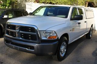 Used 2010 Dodge Ram 2500 Crew Cab Heavy Duty 5.7L for sale in Mississauga, ON