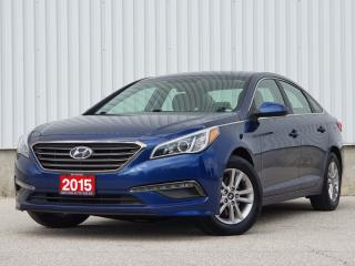 Used 2015 Hyundai Sonata GL|Accident Free|Financing Available|Service Records for sale in Mississauga, ON